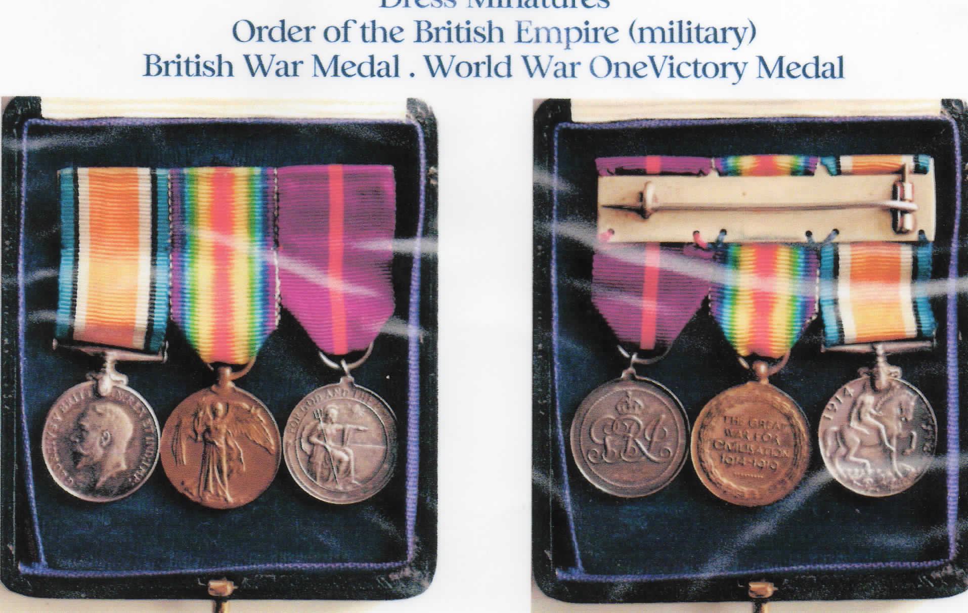 Auntie May medals